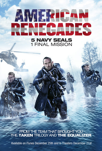 American Renegades - Trailer