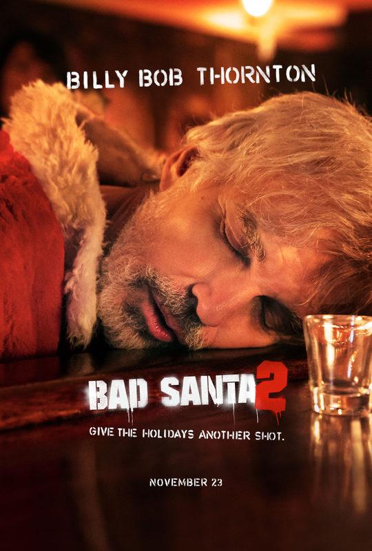 Bad Santa 2 - Trailer 2