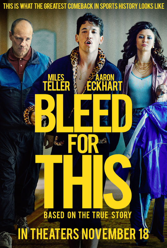 Bleed for This - Clip