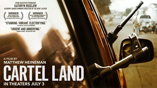 Risultati immagini per cartel land poster