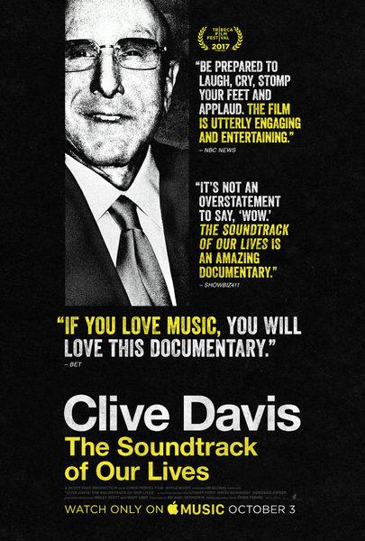 Clive Davis: The Soundtrack of Our Lives - Trailer