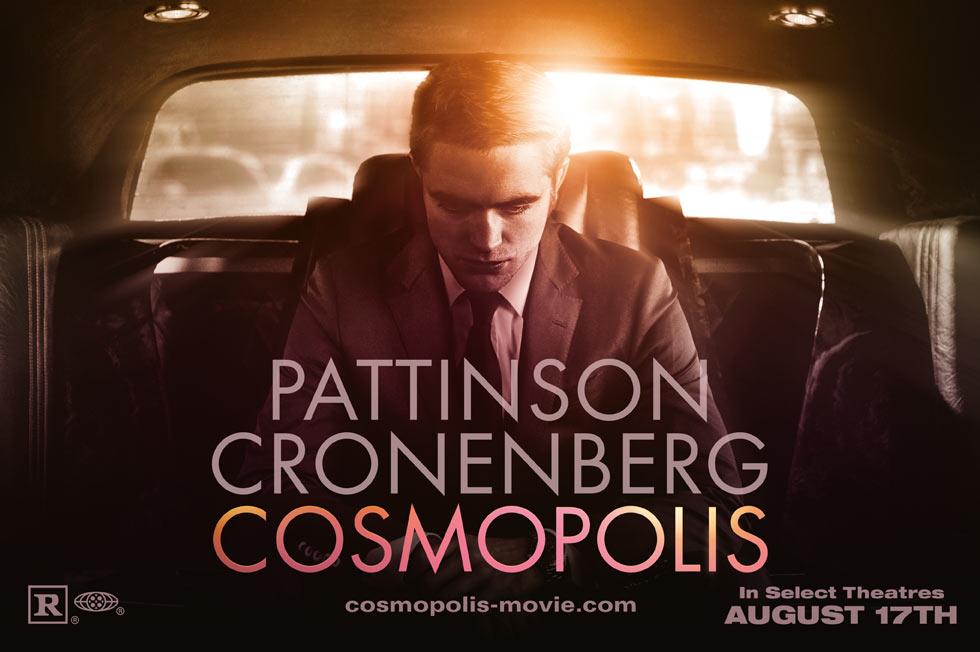 柯南伯格《大都市》(Cosmopolis) 最新剧场版预告
