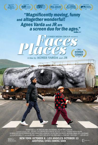 Faces Places - Trailer