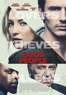 Movie poster to 'Good People'