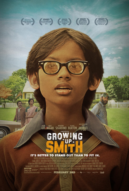 Growing Up Smith - Trailer