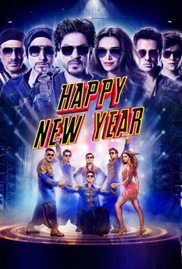 Happy New Year Movie Poster 15