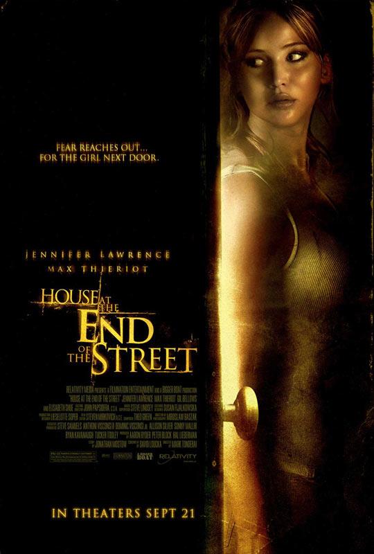 詹妮弗·劳伦斯恐怖新片《街尾之宅》(House at the End of the Street)再曝预告