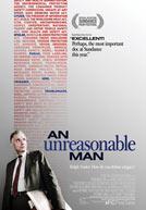 An Unreasonable Man Poster