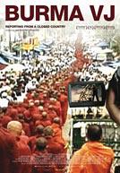 Burma VJ Poster