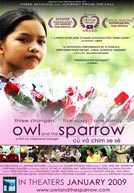 Owl and the Sparrow Poster