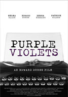 Purple Violets Poster