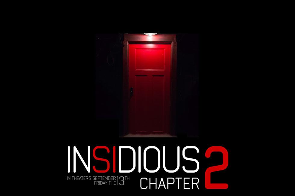 """""""电锯惊魂""""导演詹姆斯·温携原班人马《潜伏2》(Insidious: Chapter 2)预告片"""