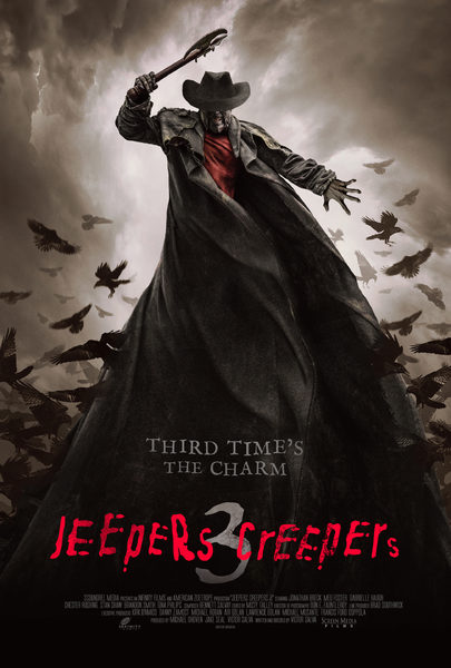 Jeepers Creepers 3 - Trailer