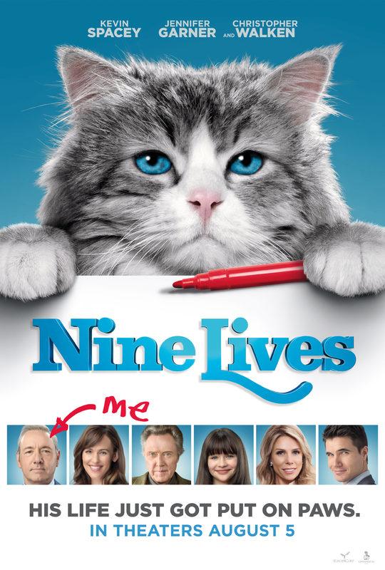 Nine Lives - Trailer