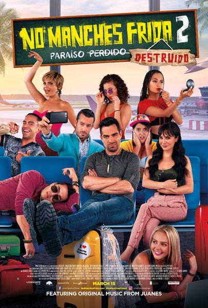 No Manches Frida 2 - Trailer