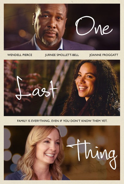 One Last Thing - Clip