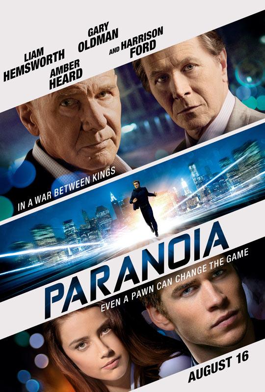 paranoia 2013 liam hemsworth movie trailer pictures