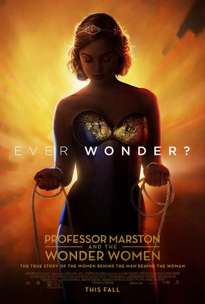 Professor Marston and the Wonder Women - Trailer