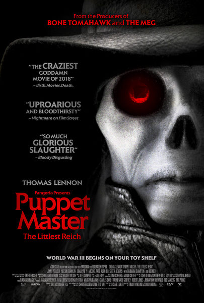 Puppet Master: The Littlest Reich - Clip