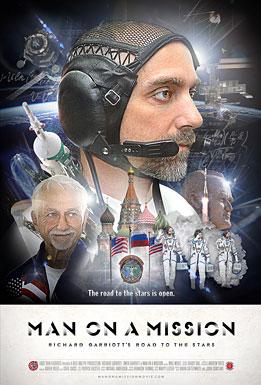 Richard Garriott: Man on a Mission poster