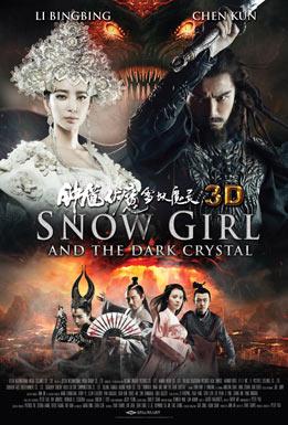 Snow Girl And The Dark Crystal Stream