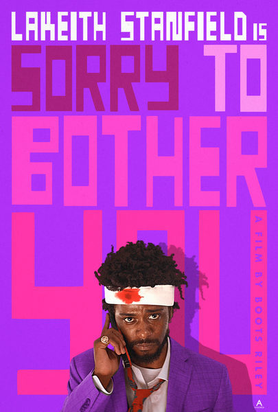 sorry to bother you movie trailers itunes