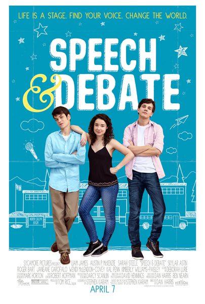 Speech & Debate - Trailer