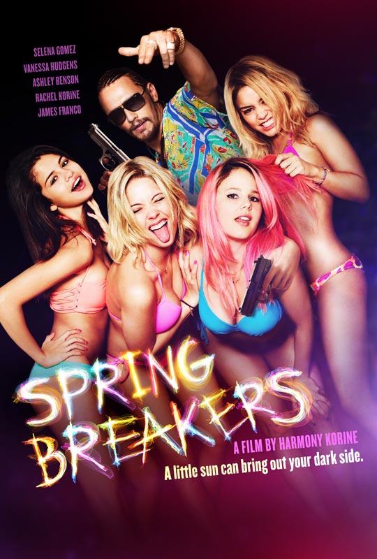 """""""比伯嫂""""赛琳娜·戈麦斯 詹姆斯·弗兰科《春假》(Spring Breakers)制作特辑"""