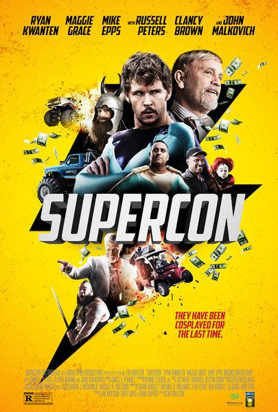 Supercon - Trailer