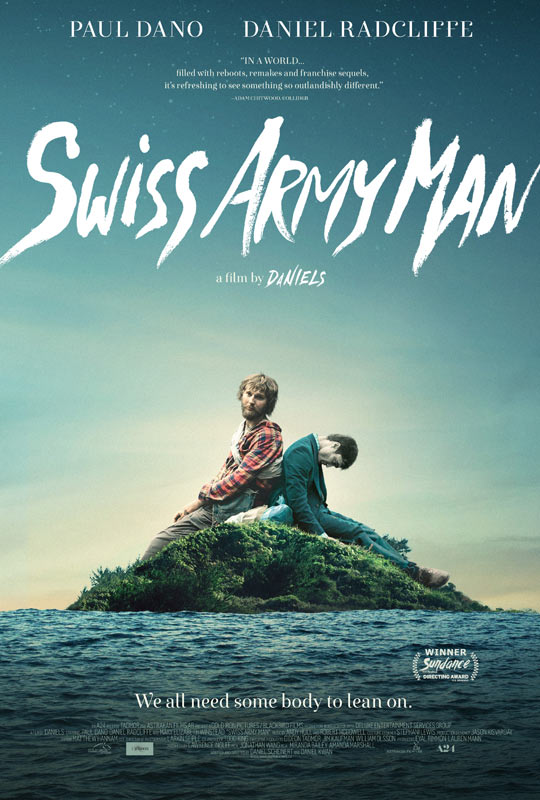 Swiss Army Man - Actors