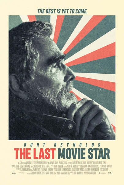 The Last Movie Star - Trailer