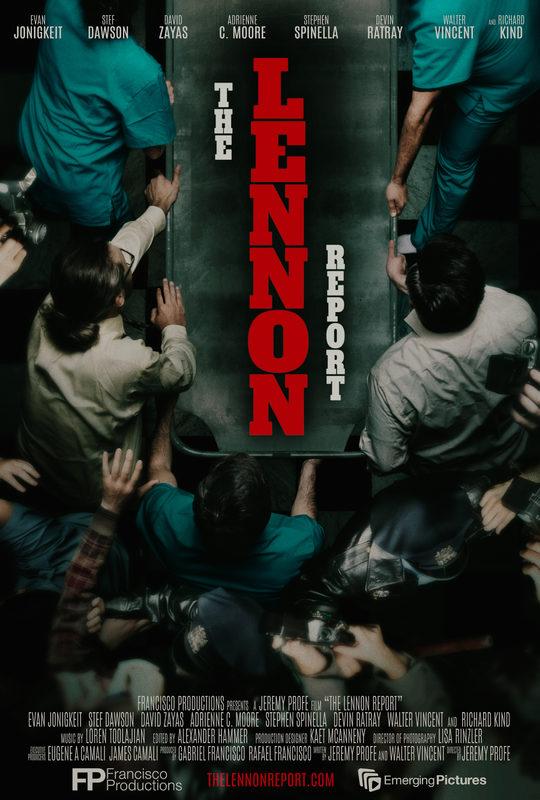 The Lennon Report - Trailer