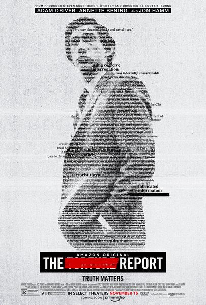 The Report - Trailer