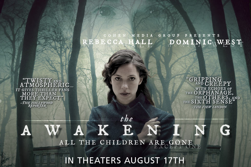 《觉醒》(The Awakening) 开场10分钟视频