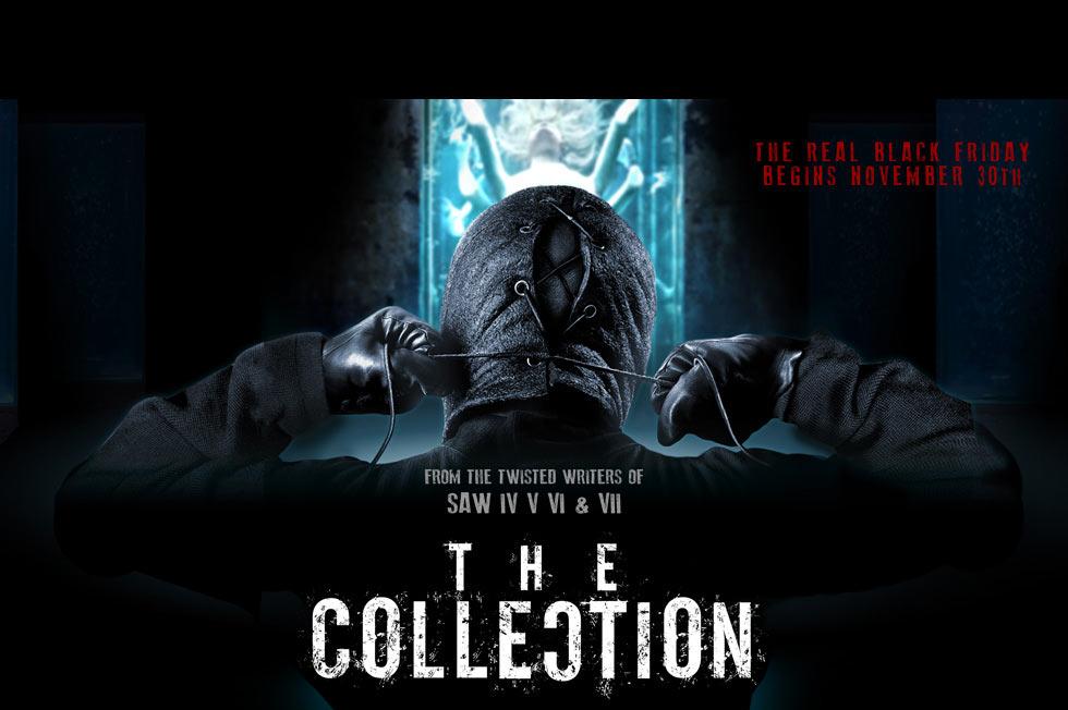 《藏品》(The Collection)高清预告以及最新片段