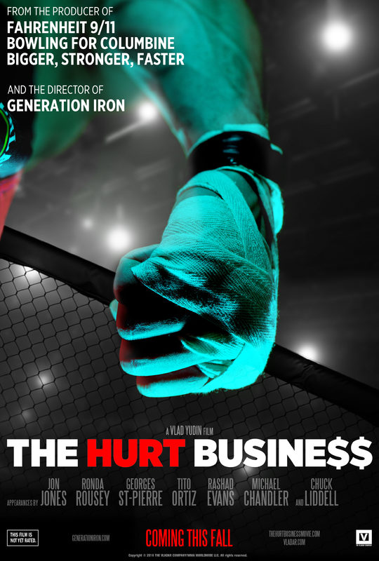 The Hurt Business - Clip