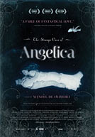 The Strange Case of Angelica Poster