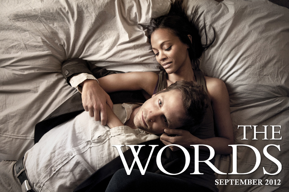 《妙笔生花》(The Words)预告 布莱德利·库珀携手索尔达娜 作家偷窃人生