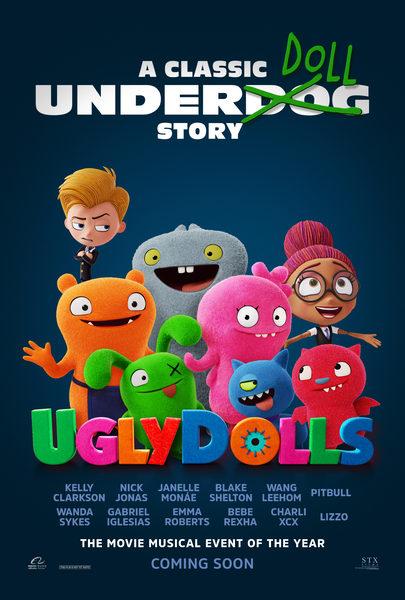 UglyDolls - Trailer - Bad Hair Cast