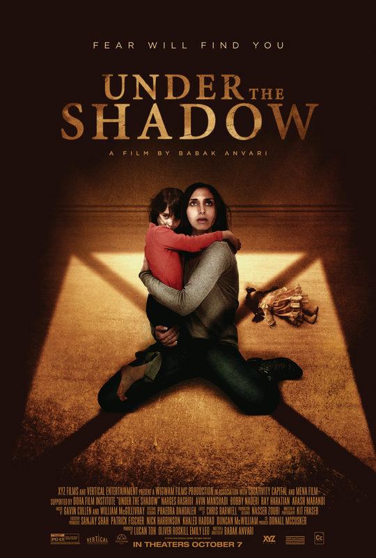 Under the Shadow - Trailer