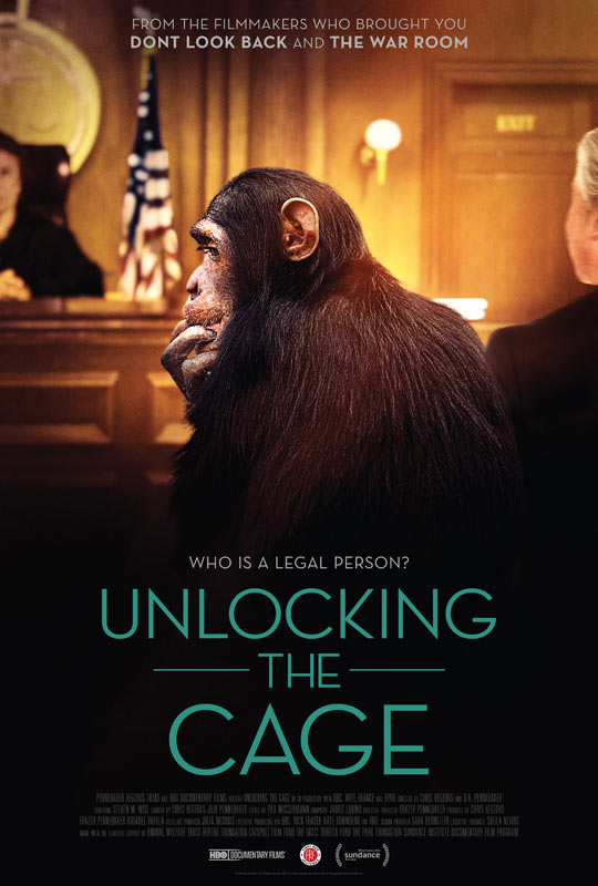 Unlocking the Cage - Clip