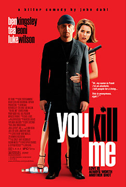 Your Kill Me Poster