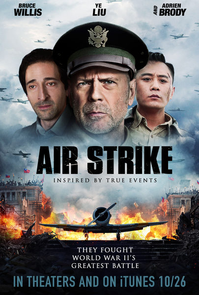 Air Strike 2018 720p BluRay Dual Audio In Hindi English