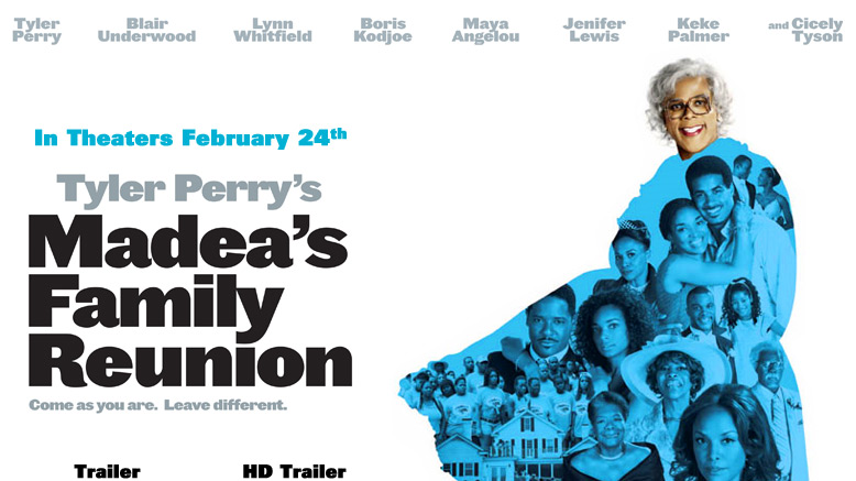 Tyler Perry Madea's Family Reunion
