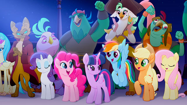Image result for my little pony the movie