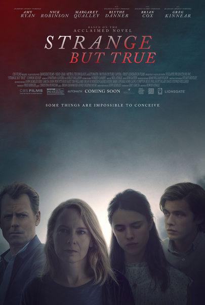Strange But True - Trailer