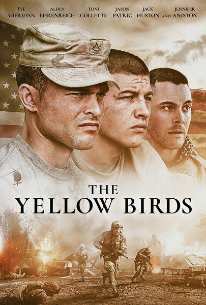 The Yellow Birds - Trailer