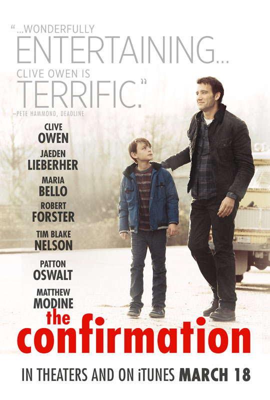 The Confirmation - Trailer