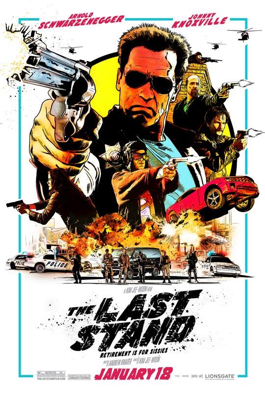 施瓦辛格《背水一战》(The Last Stand)预告片 #2