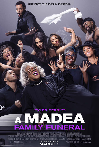 Tyler Perry's A Madea Family Funeral - Clip